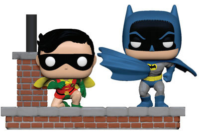 POP Moment Batman & Robin