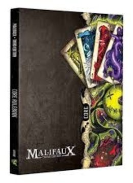 Malifaux 3E: Malifaux Core Rulebook (BOOK) ^ Jun 28, 2019