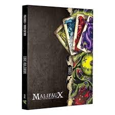 Malifaux 3E: Malifaux Core Rulebook (BOOK) ^ Jun 28, 2019
