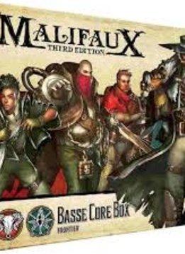 Malifaux 3E: Basse Core Box ^ Jun 28, 2019