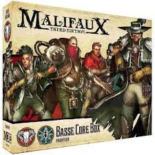 Malifaux 3E: Basse Core Box ^ Jun 28, 2019
