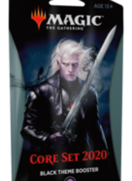 Core 2020 Theme Booster -Black