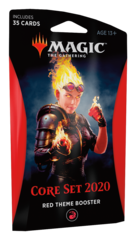 Core 2020 Theme Booster -Red