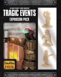 Flash Point Fire Rescue: Tragic Events Expansion