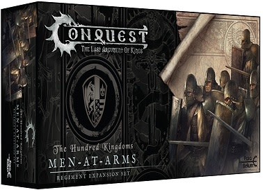 CONQUEST: HUNDRED KINGDOMS - MEN-AT-ARMS