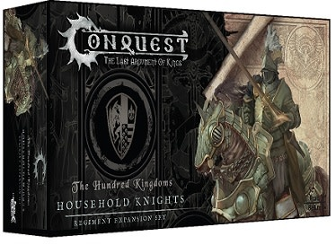 CONQUEST: HUNDRED KINGDOMS - HOUSEHOLD KNIGHTS