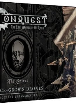 CONQUEST: THE SPIRES - FORCE-GROWN DRONES