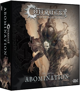 CONQUEST: THE SPIRES - ABOMINATION