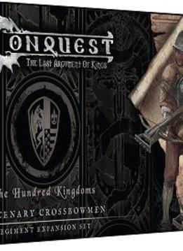 CONQUEST: HUNDRED KINGDOMS MERCENARY CROSSBOW