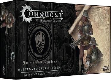 CONQUEST: HUNDRED KINGDOMS - MERCENARY CROSSBOW