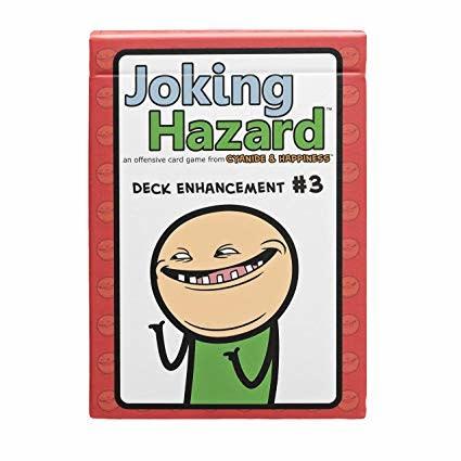 Joking Hazard : Deck Enhancement #3