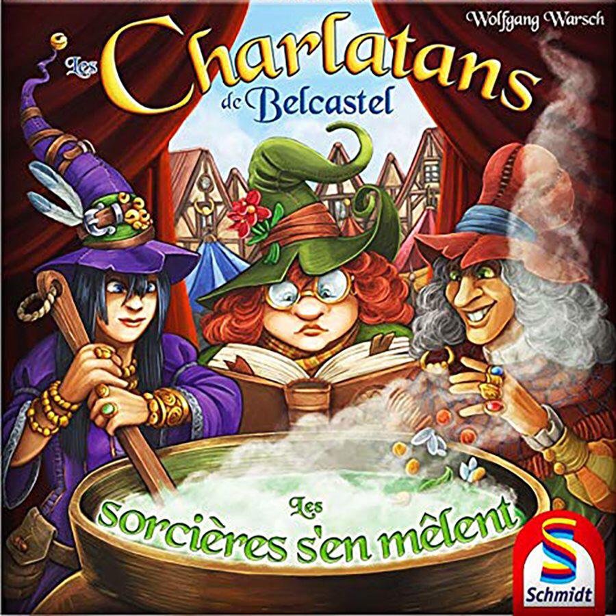 Les Charlatans de Belcastel: Les Sorcieres s'en Melent (French)