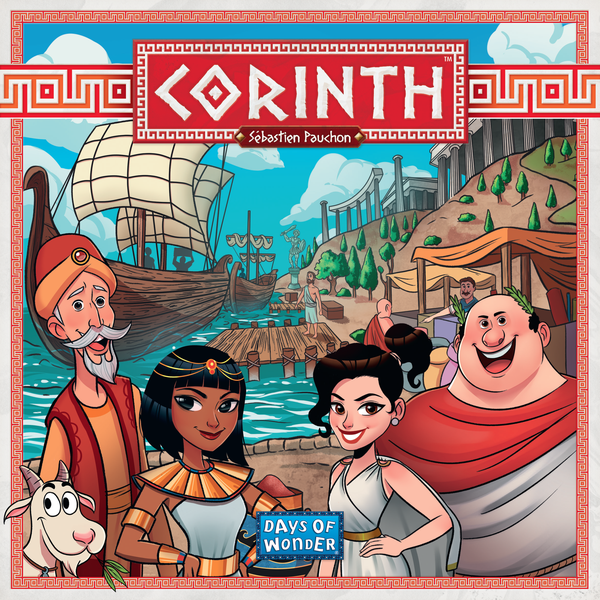 Corinth (Disponible le 26 Juillet)