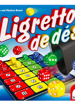 Ligretto de des