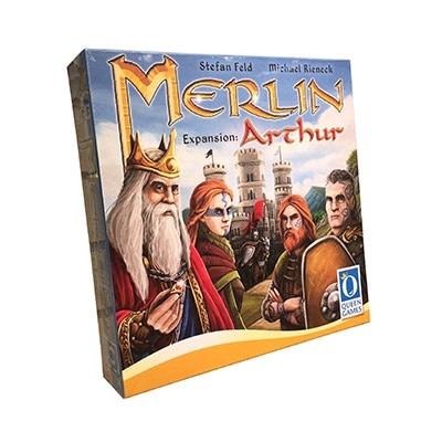 Merlin exp Arthur