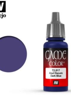 Vallejo Dark Blue 17ml