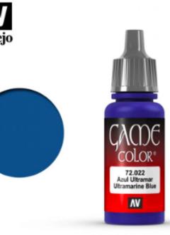 Vallejo Ultramarine Blue 17ml