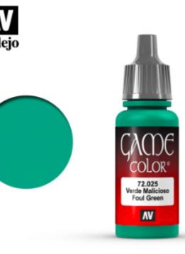 Vallejo Foul Green 17ml