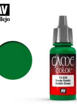 Vallejo Goblin Green 17ml