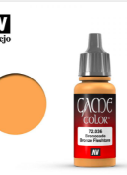 Vallejo Bronze Flesh Tone 17ml