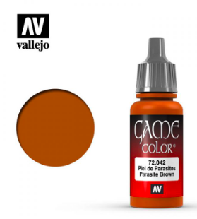Vallejo Parasite Brown 17ml