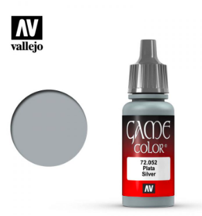 Vallejo Silver 17ml