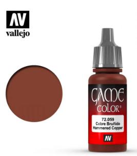 Vallejo Hammered Copper 17ml