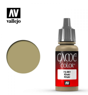 Vallejo Khaki 17ml