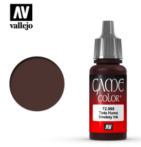 Vallejo Smokey Ink 17ml