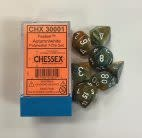 CHX 30001 Lab Dice- Festive Autumn