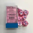 CHX 30003 Lab Dice- Lustrous Pink