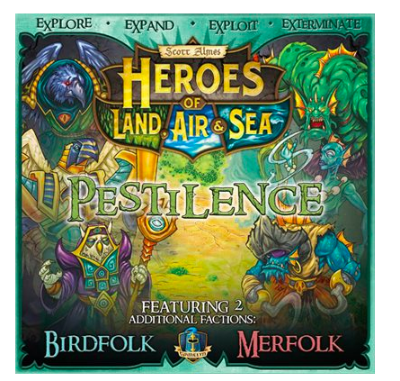 Heroes of Land Air and Sea EXT Pestilence