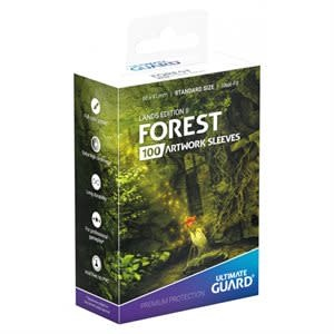 Lands Edition II: Forest Sleeves