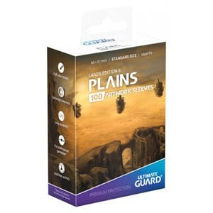 Lands Edition II: Plains Sleeves