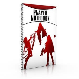 Best Game Ever: Player Notebook