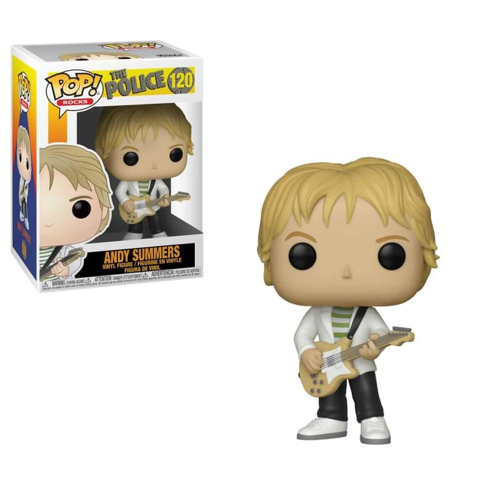 Pop! The Police Andy