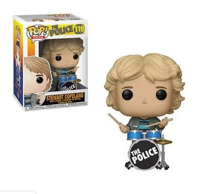 Pop! The Police Stewart