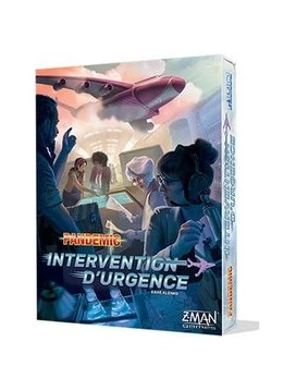 Pandemic: Intervention d'urgence (FR)