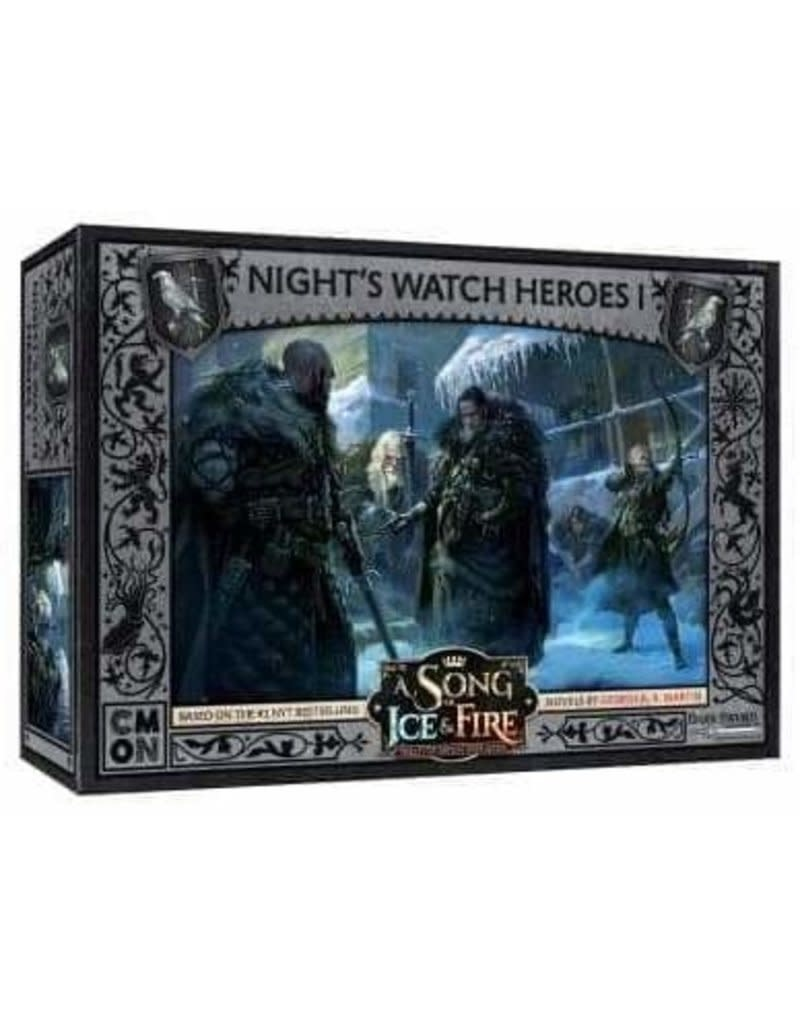 A Song of Ice and Fire: Night Watch Heroes Box 1