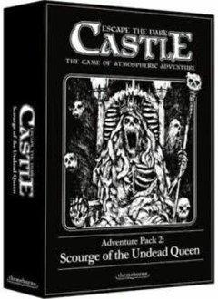 Escape the Dark Castle: Scourge of the Undead Queen Exp.
