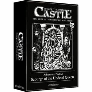 Escape the Dark Castle EXT Scourge of the Undead Queen
