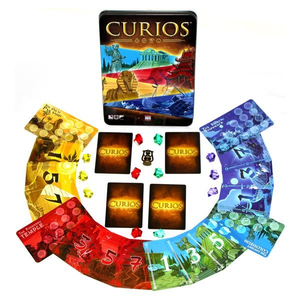 Curios (Disponible le 6 Septembre)