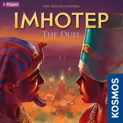 Imhotep : The Duel
