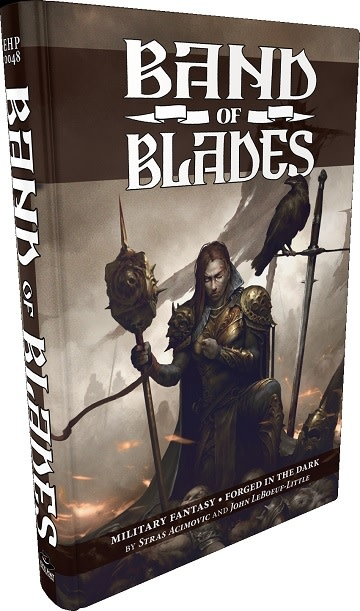 BAND OF BLADES HC