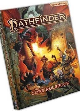 Pathfinder 2E Core Rulebook