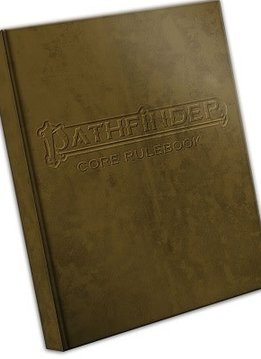PATHFINDER 2E CORE RULEBOOK SPECIAL EDITION HC