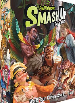 Smash Up! World Tour: Culture Shock Exp.
