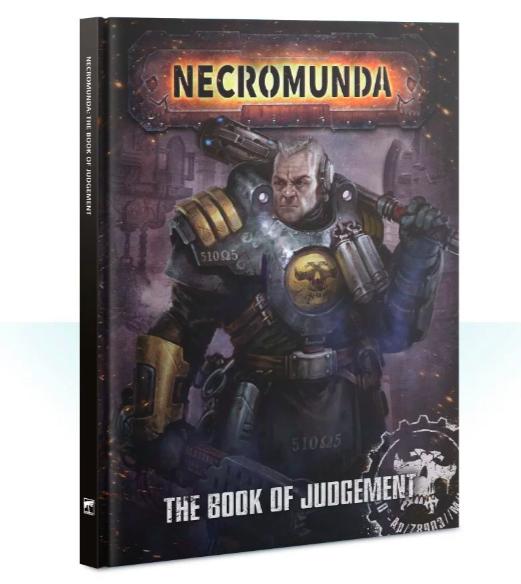Necromunda: The Book of Judgement (Disponible le 10 aout)