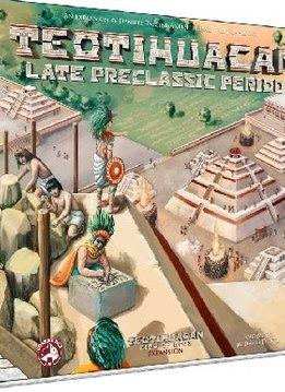 Teotihuacan: Late Preclassic Period Exp.