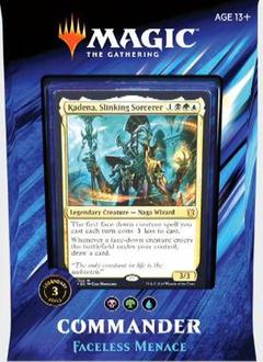 Commander 2019: Morph (Faceless Menace) (Disponible le 23 Aout)